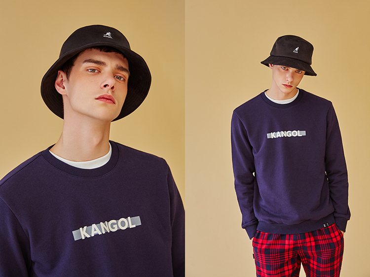 Box Logo T-Shirts 1556 Navy